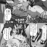 【エロ漫画オリジナル】電流調教で完全堕ちした生徒会2