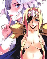 【SAO同人誌】性合騎士とサイコー司祭さま
